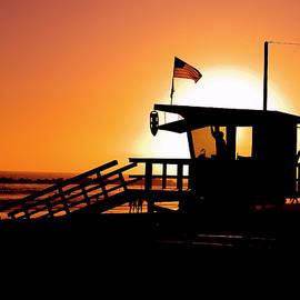 John Turner - Venice Beach Sunset