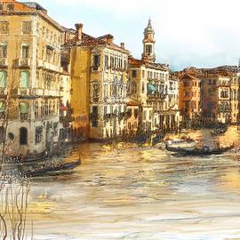 Boghrat Sadeghan - Venice