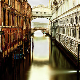 Venice Bridge Of Sighs by Miles Whittingham