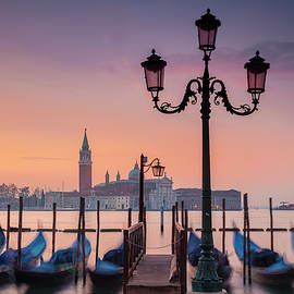 Andrew Soundarajan - Venice Dawn