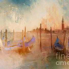 Venice Heat by Ann Garrett