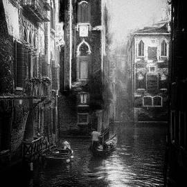 Frank Andree - Venice - impressionist street photography