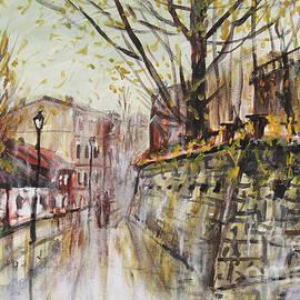 Venice in Cieszyn by Dariusz Orszulik