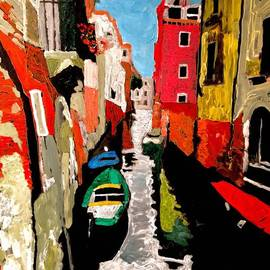 Venice Italy  by Neal Barbosa