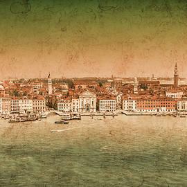 Venice, Italy - Riva Degli Schiavoni by Mark Forte
