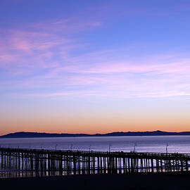 Ventura Pier by Julieanne Case
