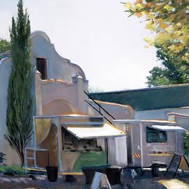 Christopher Reid - Vergenoegd Wine Estate