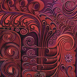 Vermilion Curl's by Scott Brennan