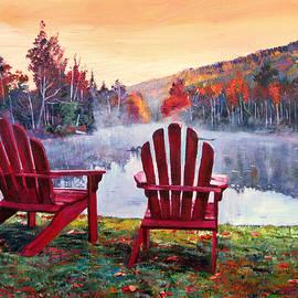 David Lloyd Glover - Vermont Romance