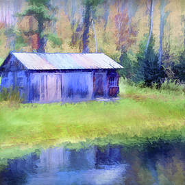 Terry Davis - Vermont Shed 2