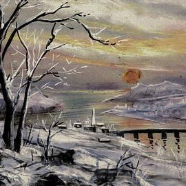 Natalie Holland - Vermont Winter
