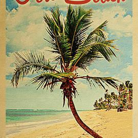 Vero Beach Florida Palm Tree - Flo Karp