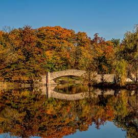 Geraldine Scull - Verona Park Verona New Jersey Bridge