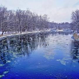 Very Grand River  by Kirk Montgomery