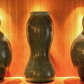 Vessels Aglow by Karen Wiles