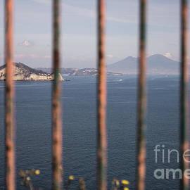 Pat Dego - Vesuvius behind bars.