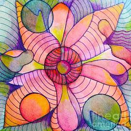 Laurie Cairone - Vibrant Focus Wheel