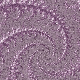 Susan Maxwell Schmidt - Victorian Pink Leaves