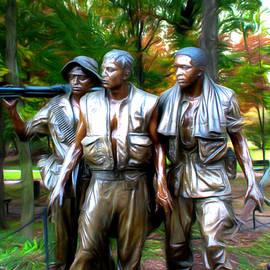 Joe Paradis - Viet Nam Memorial