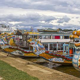 Venetia Featherstone-Witty - Vietnamese Dragon Boats