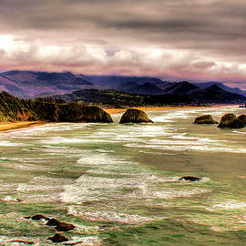 View From Ecola II by David Patterson