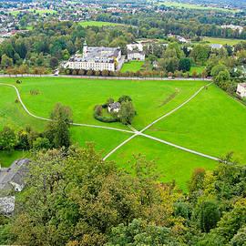 Robert Meyers-Lussier - View from Festung Hohensalzburg 4
