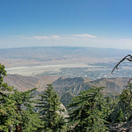 View From Mount San Jacinto by Ross G Strachan
