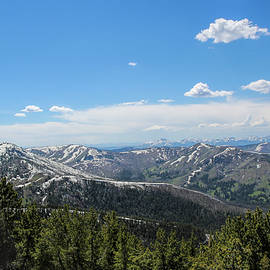 View From Mount Washburn by Jemmy Archer