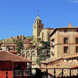 Albarracin - View from the Mirador by Nieves Nitta