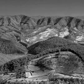 143553-view From Top Of Spruce Knob  by Ed  Cooper Photography