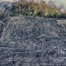 View Of A Quarry by Eva-Maria Di Bella