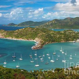 Brian Jannsen - View over Antigua