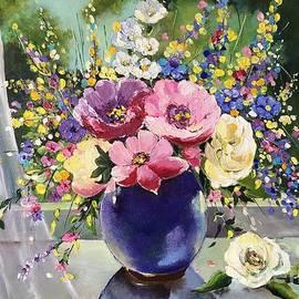 The Spring On My Window by Viktoriya Sirris