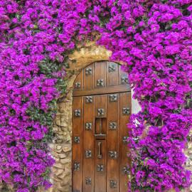 Villa Doorway by Dominic Piperata