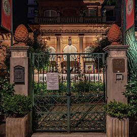Villa Urania by Randy Scherkenbach