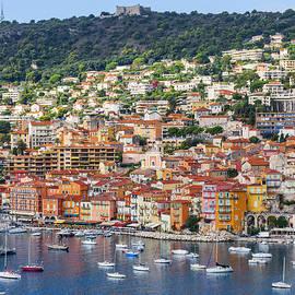 Elena Elisseeva - Villefranche-sur-Mer view on French Riviera