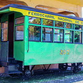 Venetia Featherstone-Witty - Vintage Cable Car in Boquete, Panama
