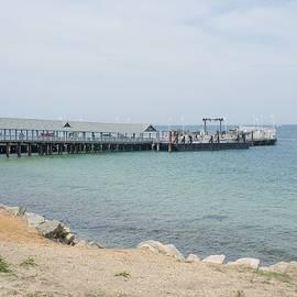 Adam Gladstone - Vineyard Haven Dock