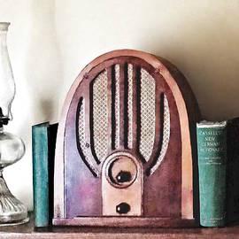 Susan Savad - Vintage 1930s Radio