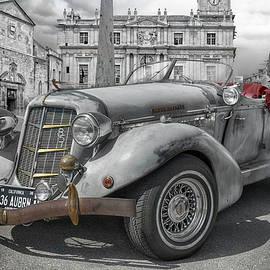 Joachim G Pinkawa - Vintage AUBURN Speedster 1936