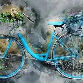 Ian Mitchell - Vintage Bike