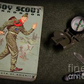 Paul Ward - Vintage Boy Scouts
