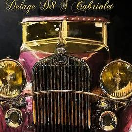 Vintage Car by Charmaine Zoe