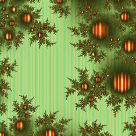 Natalia Bykova - Vintage Christmas fractal