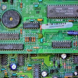 Vintage Circuit Board