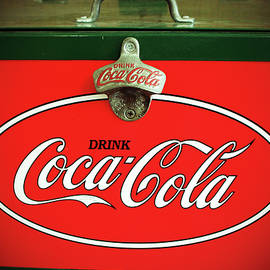 Cynthia Guinn - Vintage Coca-Cola Fridge