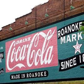Arlane Crump - Vintage Coca Cola Sign