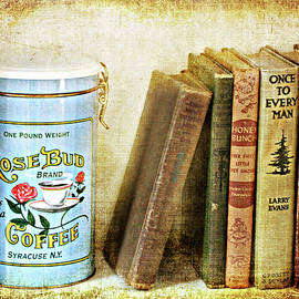 Trina Ansel - Vintage Coffee and Books