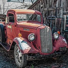 Vintage Dodge Pickup by Andrew Wilson
