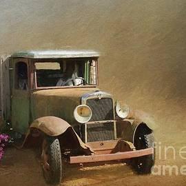 Eva Lechner - Vintage Flower Truck